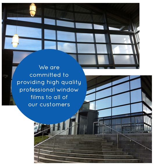 At Safety First we are committed to providing high quality, professional window films to all of our customers.